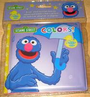 Bubble book colors grover
