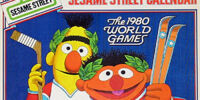The Sesame Street Calendar: The 1980 World Games