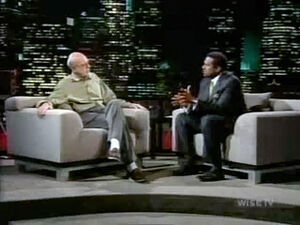 Frank Oz Tavis Smiley
