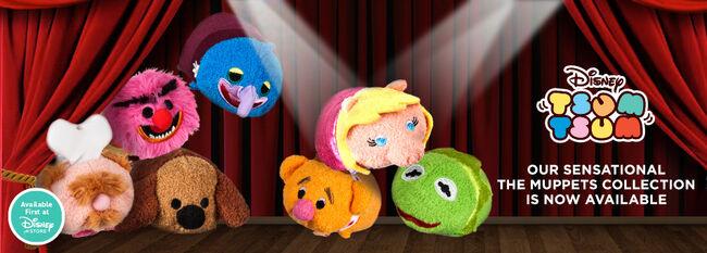Fwb tsum-tsum muppets 20161004