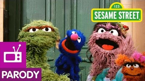 Meet The Real Grouches of Sesame Street Real Housewives Parody Part 1 of 3