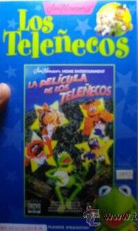 Telenecos VHS movie