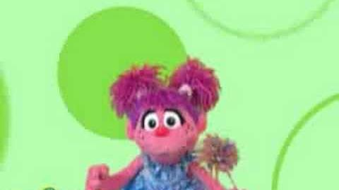 Sesame Street Abby Cadabby Sings I Love Words
