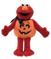 Elmo halloween beanbags