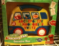Sesame bus 2