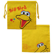 Small planet 2015 string bag big bird