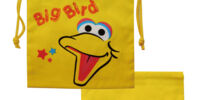 Sesame Street bags (Small Planet)