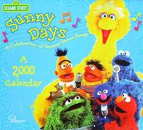 Sunny Days: A 2000 Calendar