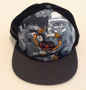 New era animal break out cap