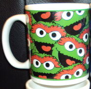 Sesame street general store mugs 1