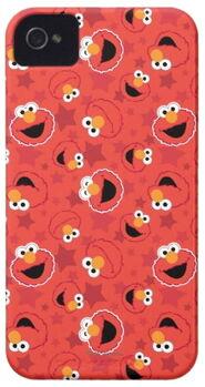 Zazzle red elmo faces