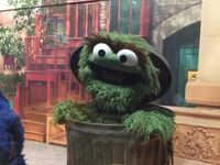 Center for Puppetry Arts - Sesame Street - Oscar