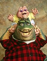 Dinosaurs-Earl&BabySinclair