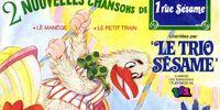 2 Nouvelles Chansons de 1, Rue Sésame