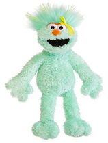 Sesame place plush rosita 9