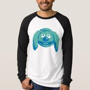Zazzle rowlf head shirt