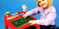 Muppet Babies Sit 'N Doodle Activity Desk