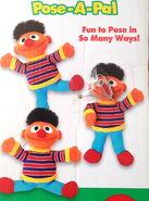 Ernie pose-a-pal