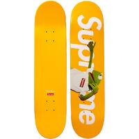 Supreme-Kermit-Skate-Deck-Yellow