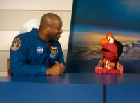 Elmo-NASA