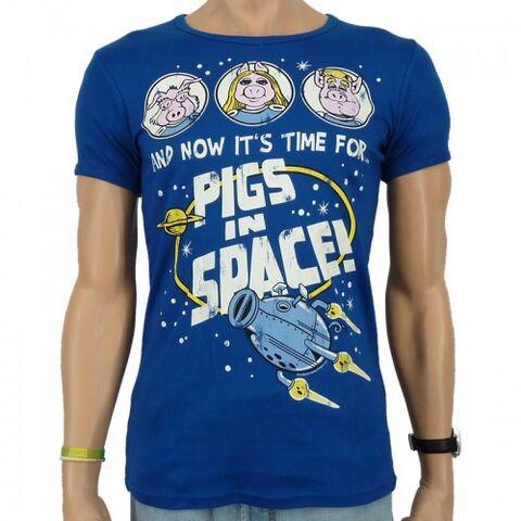 File:Logoshirt-PigsInSpace-SlimFitT-Shirt-blue.jpg