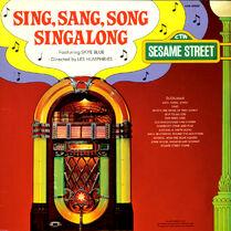 Sing, Sang, Song Singalong