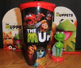 Uk vue cinemas and odeon limited release kermit topper figure 2012
