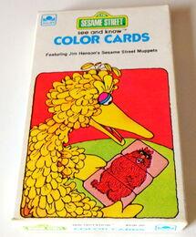 Golden color cards 1