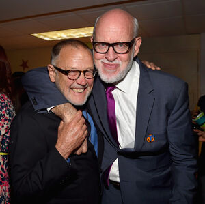 Dave Goelz and Frank Oz 2015