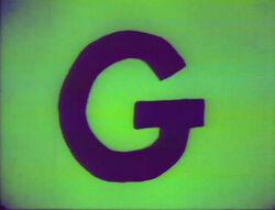 LetterG.greenpurple