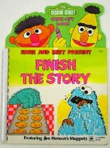 Ernie and Bert Present Finish the Story