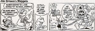 The Muppets comic strip 1982-02-05