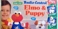 Radio Control Elmo & Puppy