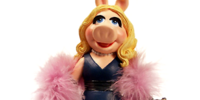 Glamour Piggy Action Figure