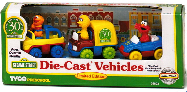 File:Matchbox limited edition 30 years.jpg