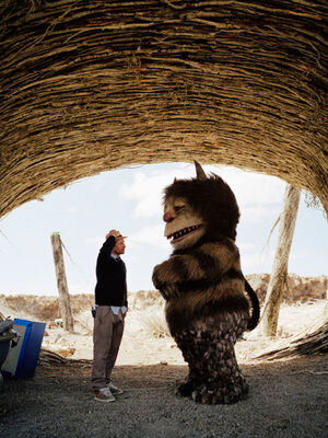 Spike Jonze Where the Wild Things Are