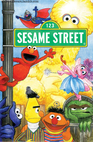 Sesame street comic ape entertainment -1 solicited