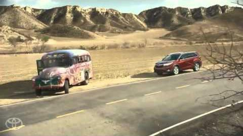 Big Game Trailer starring The Muppets 2014 Toyota Highlander