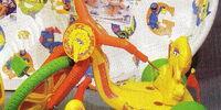 Sesame Street ride-on toys (Coleco)