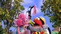 Elmo&AbbyBike