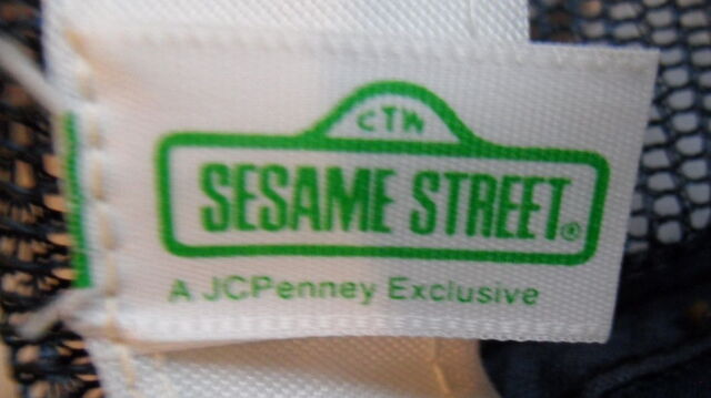 File:Jc penneys exclusive sesame shortstop baseball cap 2.jpg