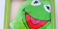 Muppet bath mitts (Hallmark)