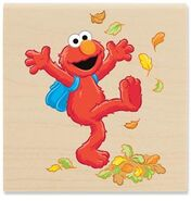 Stampabilities elmo goes to school