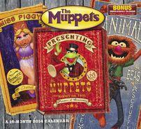 The Muppets 2014 Calendar