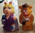 Australia muppets in space 1999 finger puppets 3
