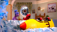 Episode 113: Penguin Bobsleigh Team