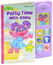 Potty Time with Abby