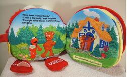 Elmo loves the bears 2