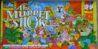 The Muppet Show Board Game of the Stars