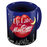 Up Late with Miss Piggy mugs